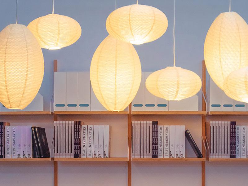 北欧灯具风格客厅灯简约