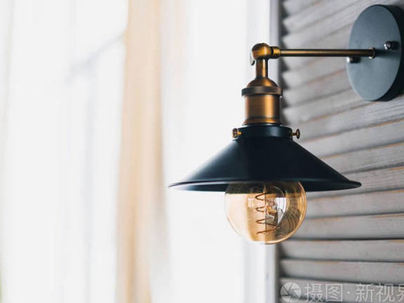 北欧风客厅灯简约现代壁灯